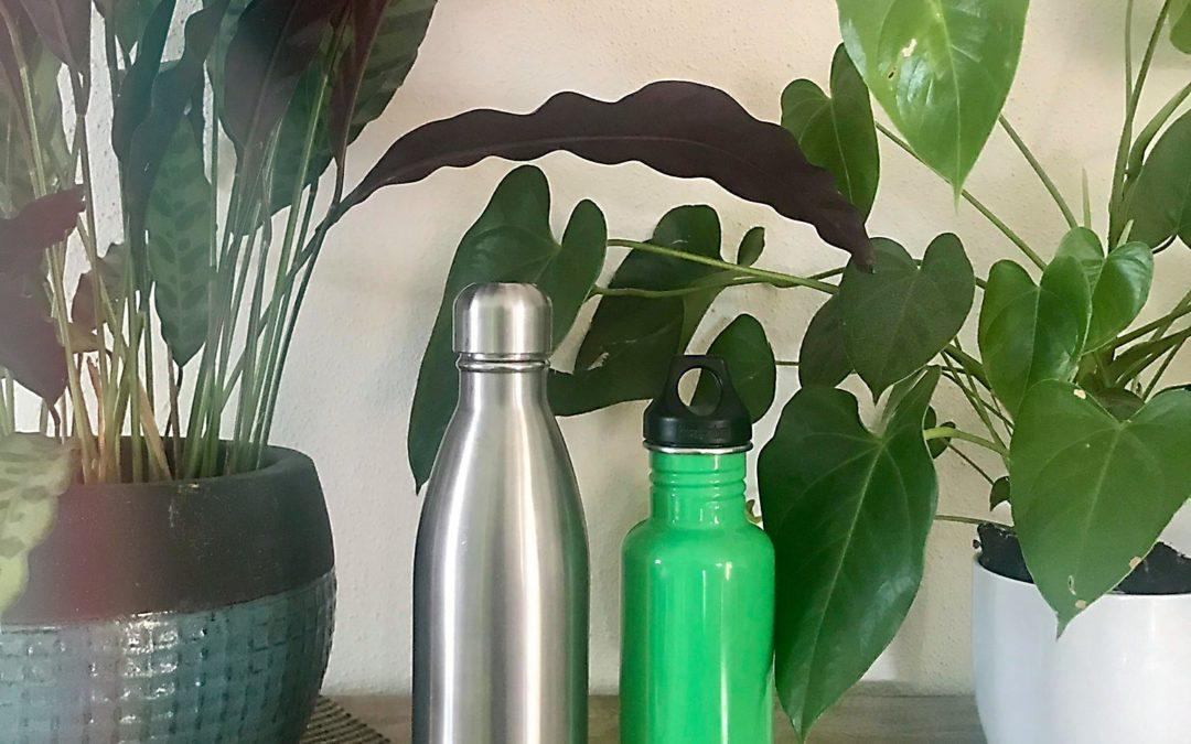 Ciao l'eau en bouteille !