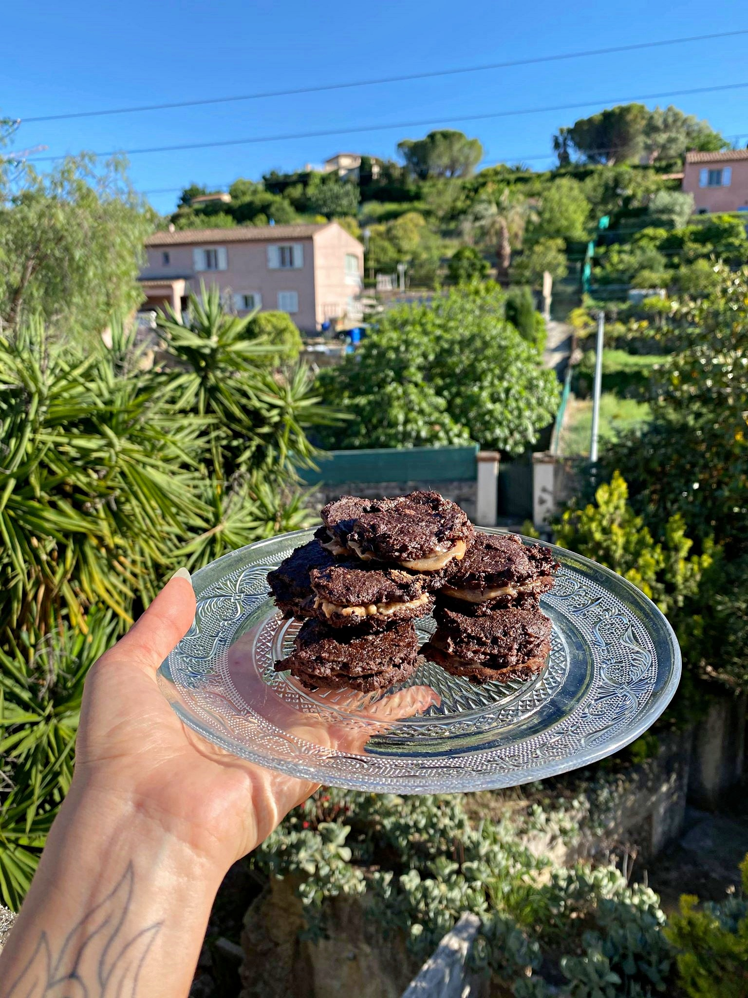 Recette d'Oreo healthy